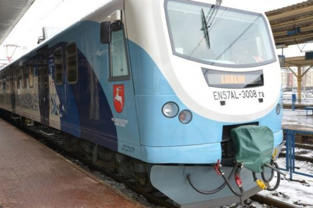 Pięć nowych pociągów na lubelskich torach