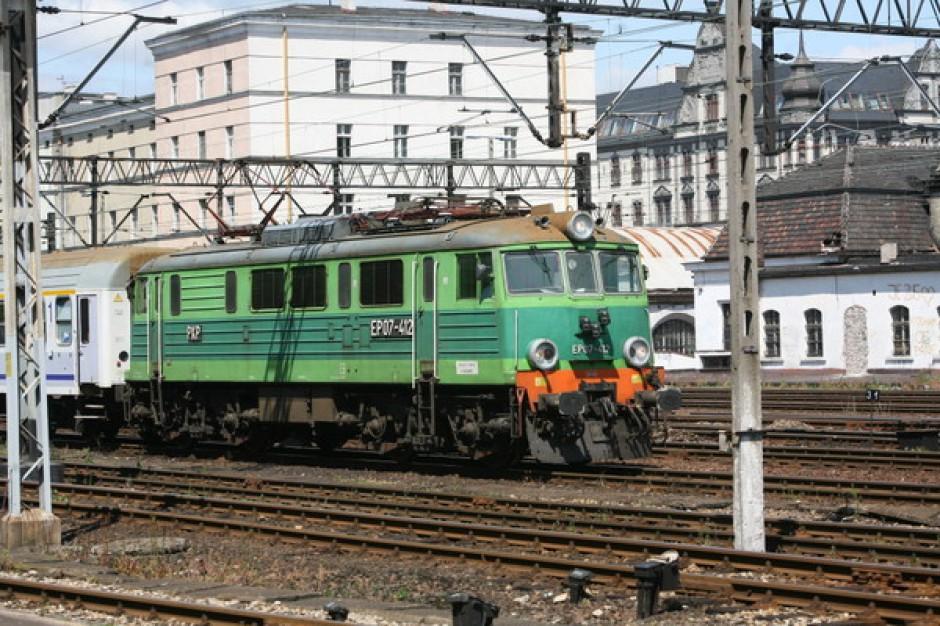 Spółki kolejowe jednego samorządu doprowadzą do wypaczeń