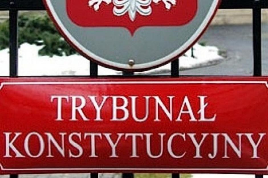 Farmaceutka zaskarżyła przepisy refundacyjne do Trybunału Konstytucyjnego