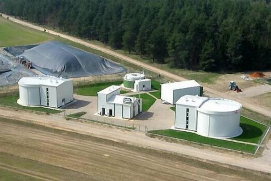 Biogazownia w Kostkowicach z pełną mocą