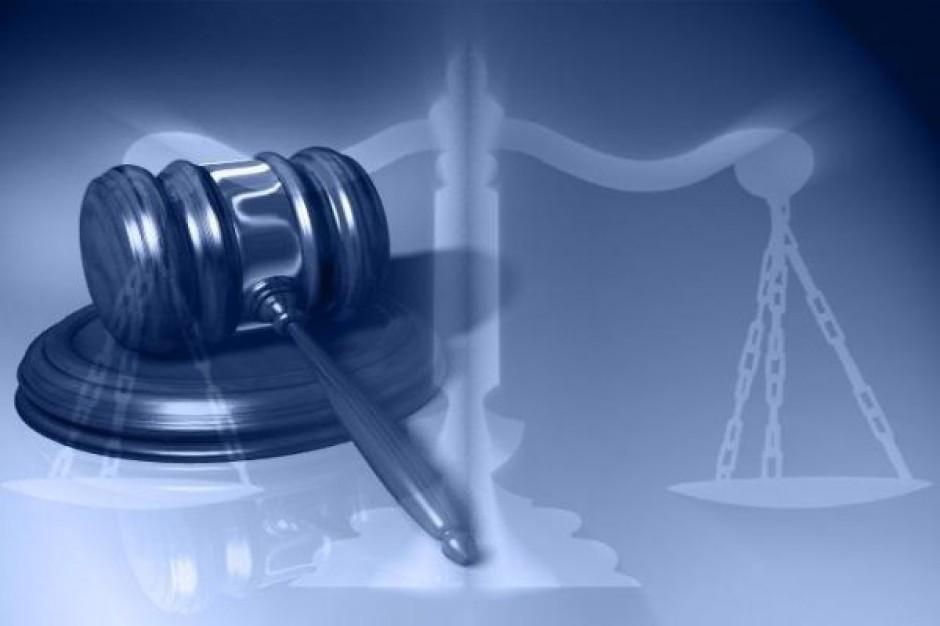 Nie ma porozumienia ws. reorganizacji sądów