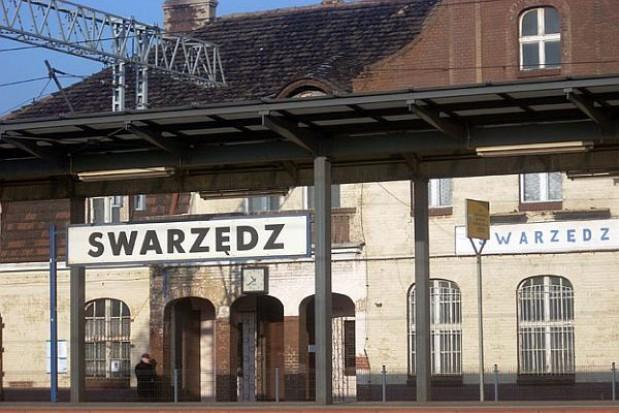 Ruszył remont dworca w Swarzędzu