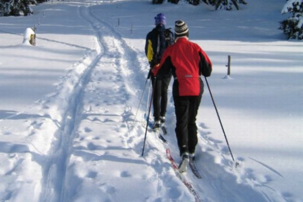 Na narty na...Mazury