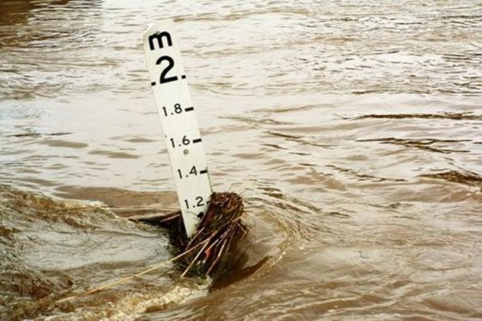 Zmiana wartości stanów ostrzegawczych rzek