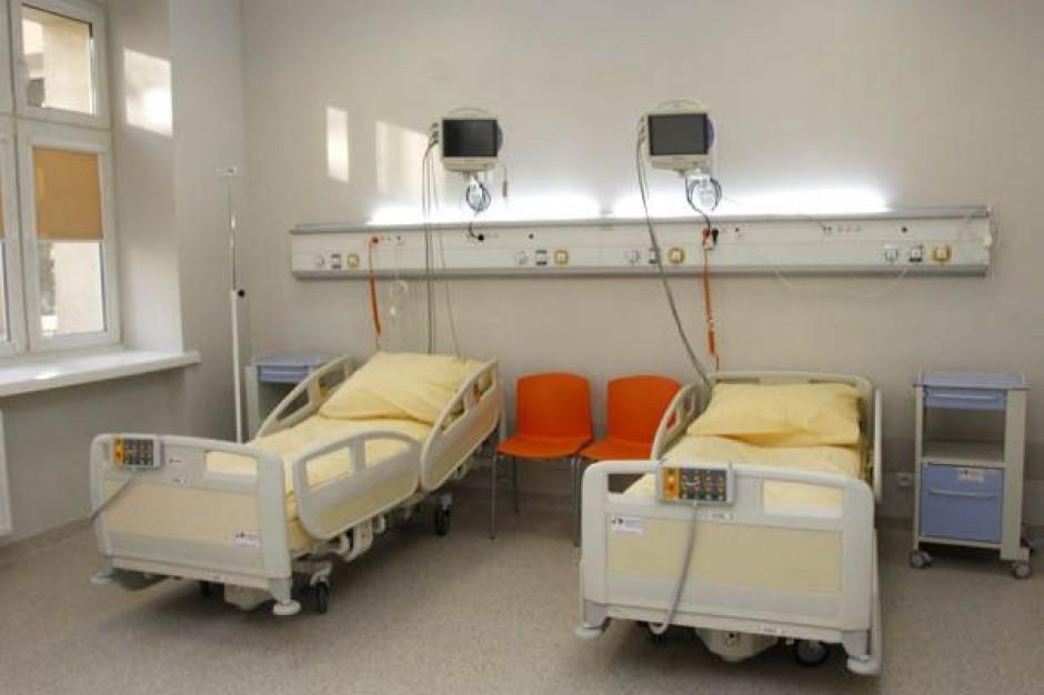 Oddział onkologiczny w łódzkim szpitalu wyremontowany