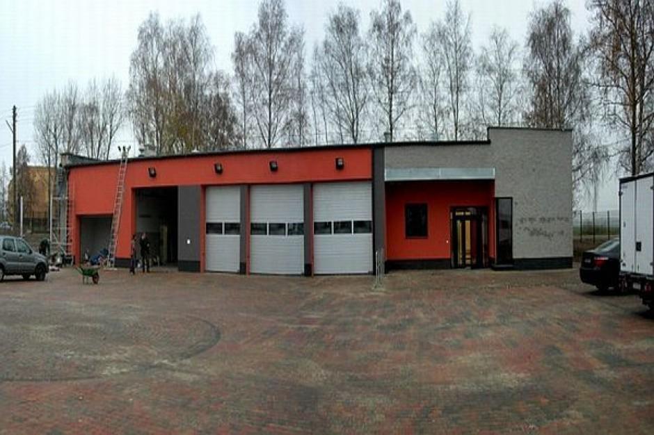 Wkrótce otwarcie remizy i świetlicy w Kołbaskowie
