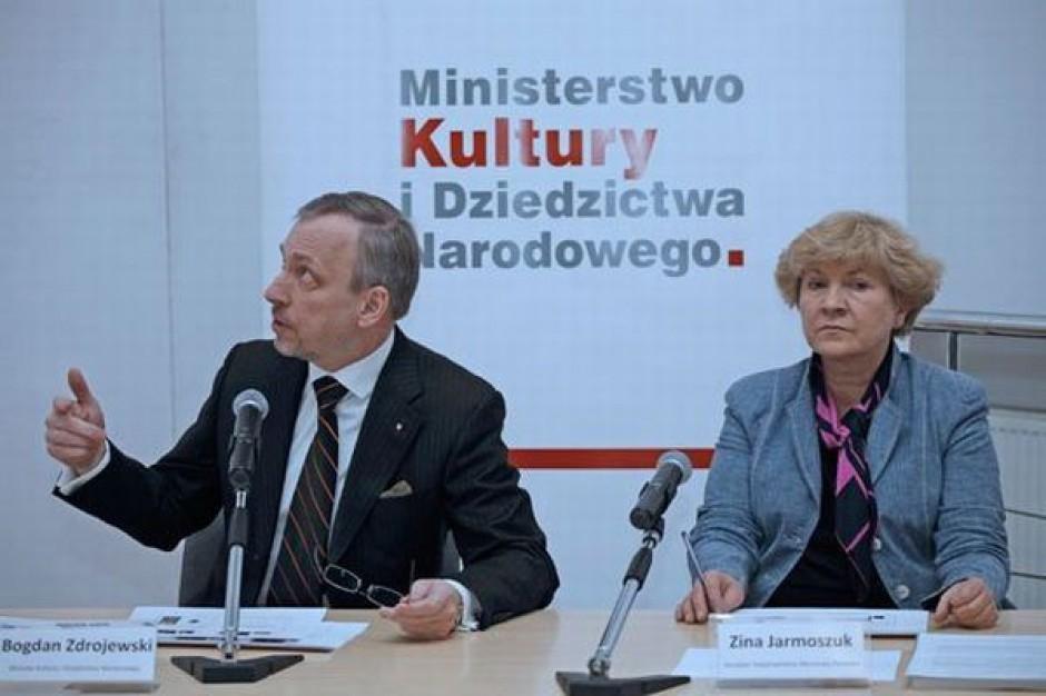 233 mln zł na projekty kulturalne