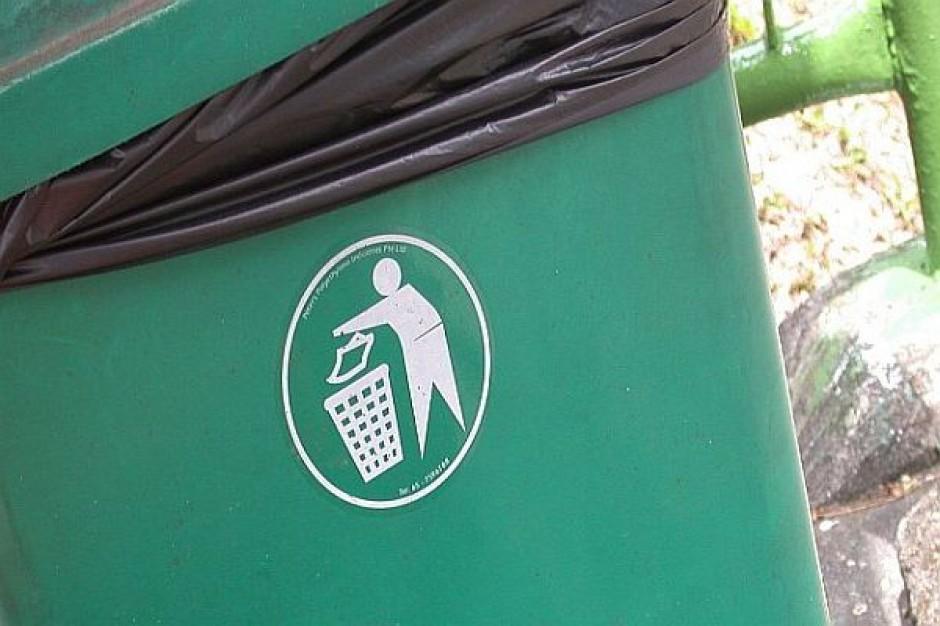 Śmieciowa rewolucja w Konstancinie