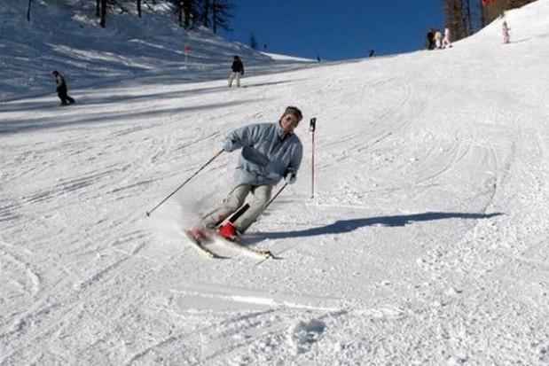 Są pierwsze trasy narciarskie w Ełku