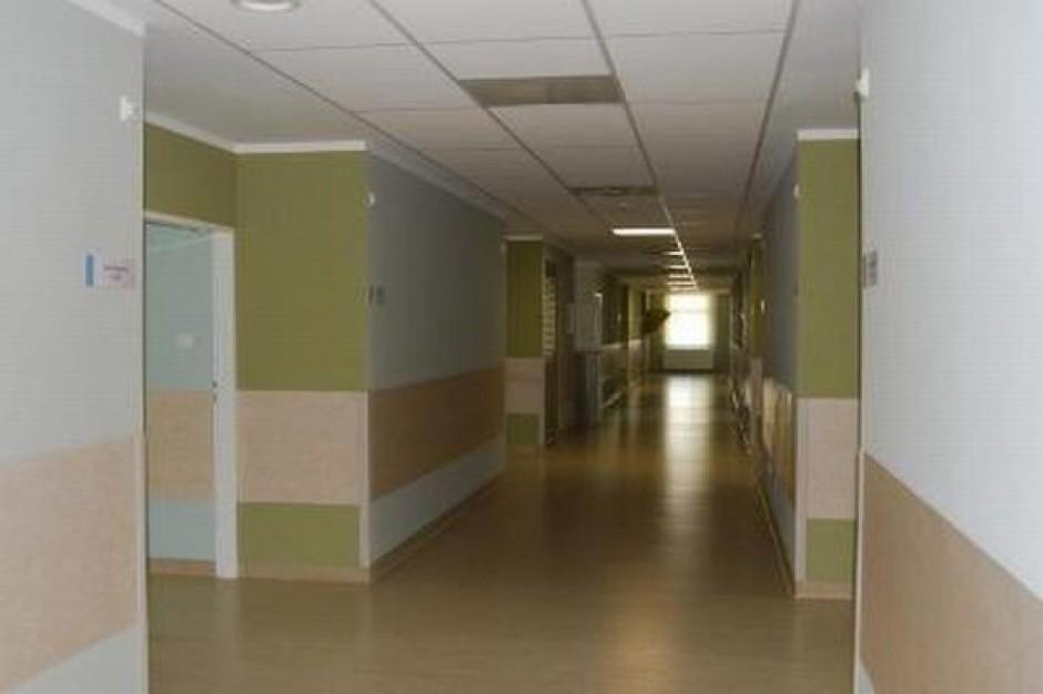 Szpitale nie kupują dodatkowego ubezpieczenia
