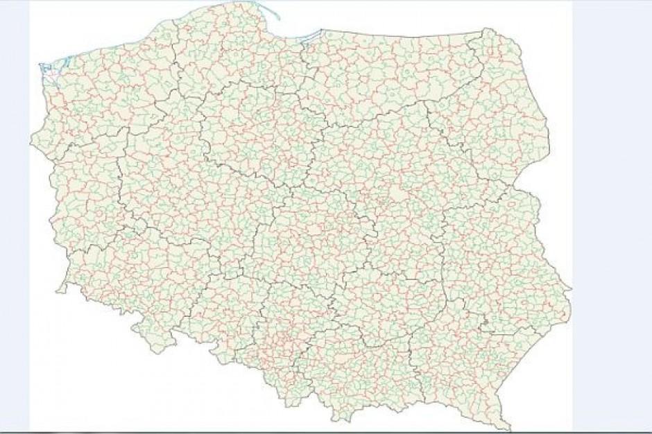 Deficyt powiatów wynosi 52 zł na mieszkańca
