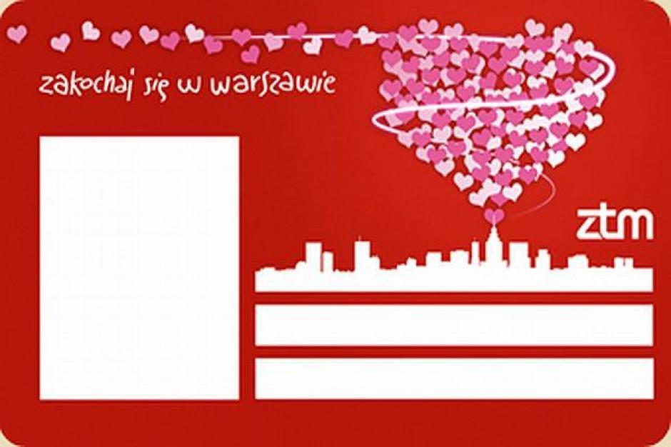 Walentynki w stołecznej komunikacji miejskiej