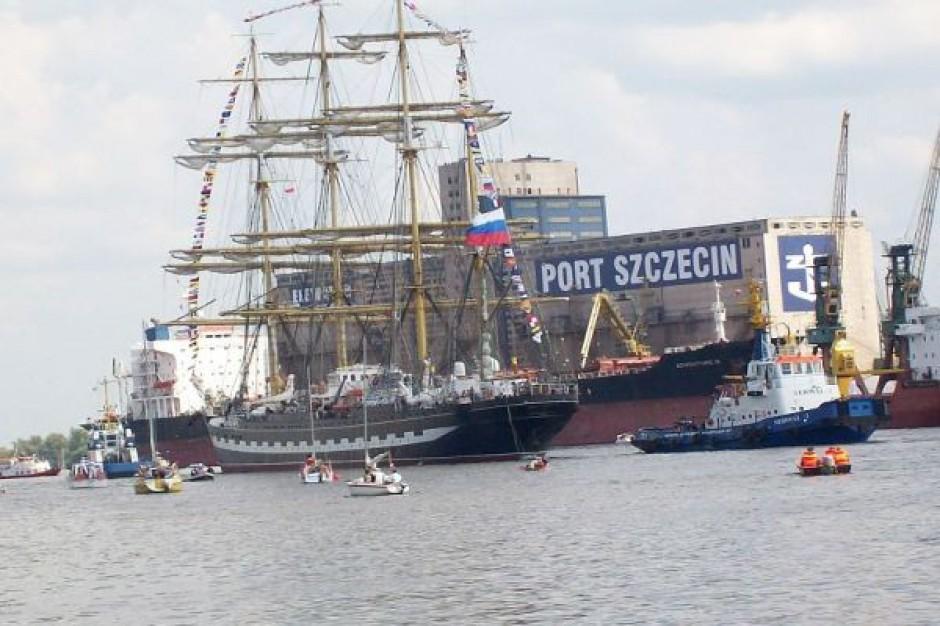 Szczecin broni swojego portu