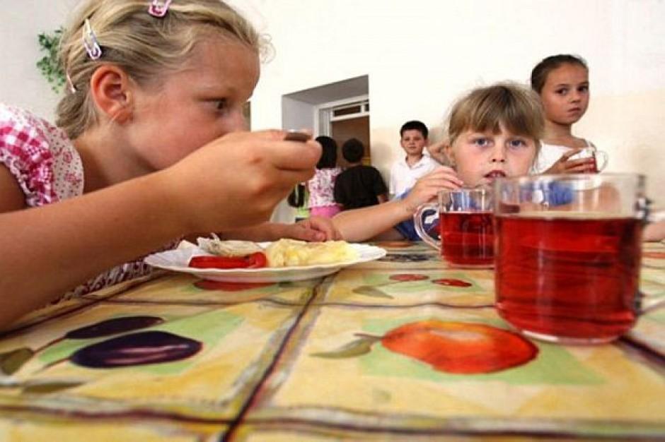 Catering w szkołach?
