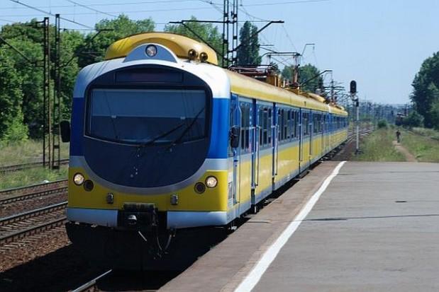 Znikające pociągi