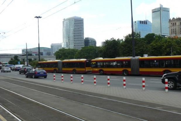 100 mln zł na autobusy w Warszawie
