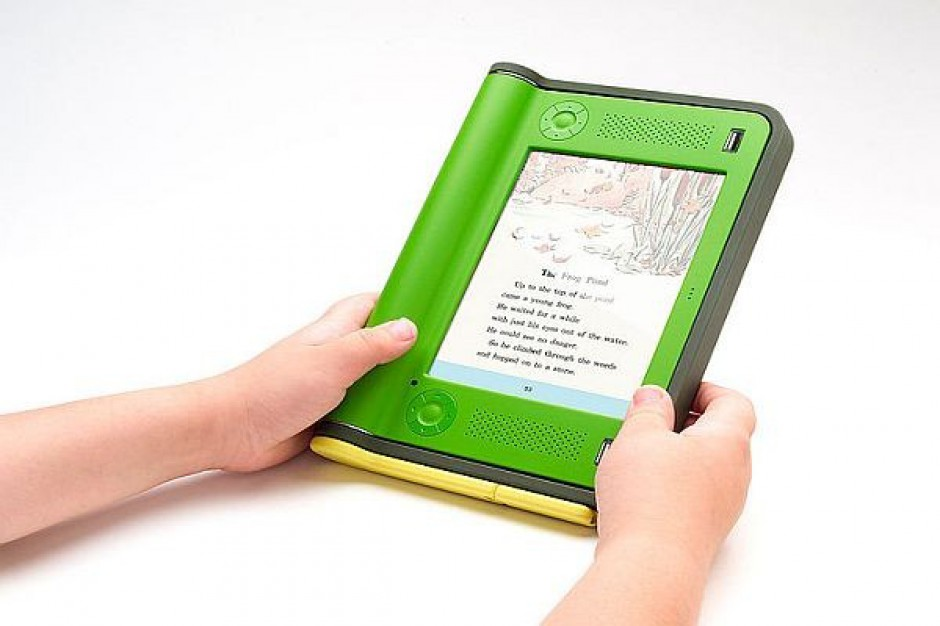 Biblioteka publiczna z e-bookami
