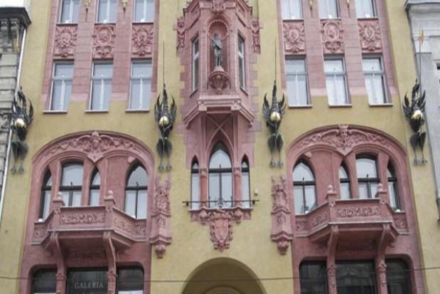 Smoki na Piotrkowskiej w Łodzi