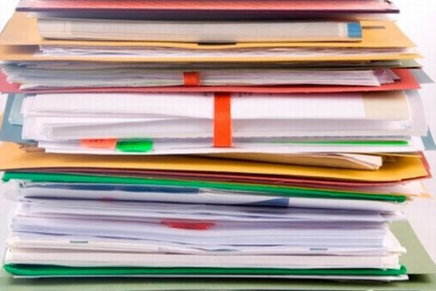 Urzędowy kult papieru