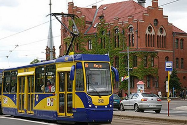 Cytaty i aforyzmy w toruńskich tramwajach