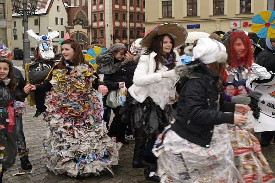 Nowy styl życia z odpadami