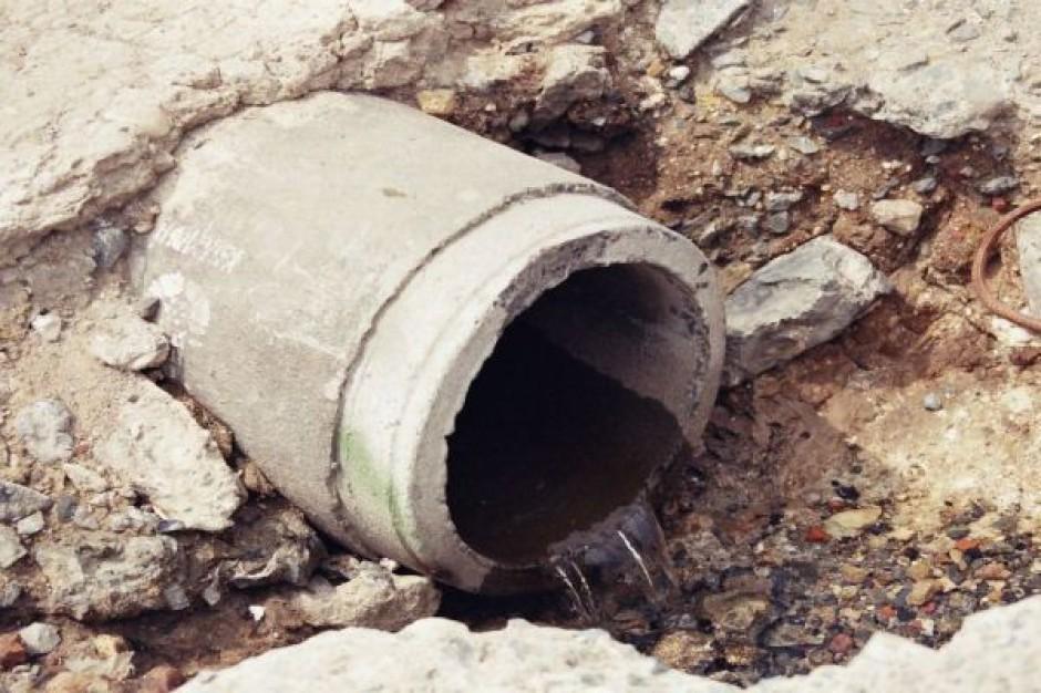 Przyłącz się do kanalizacji. Im szybciej tym łatwiej