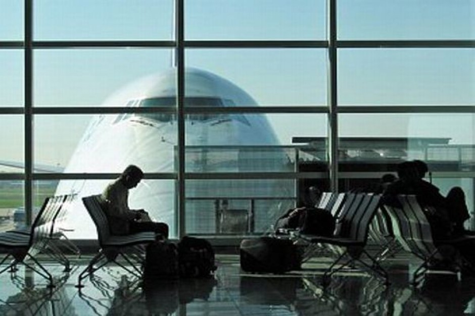Wrocławskie lotnisko z nowym terminalem