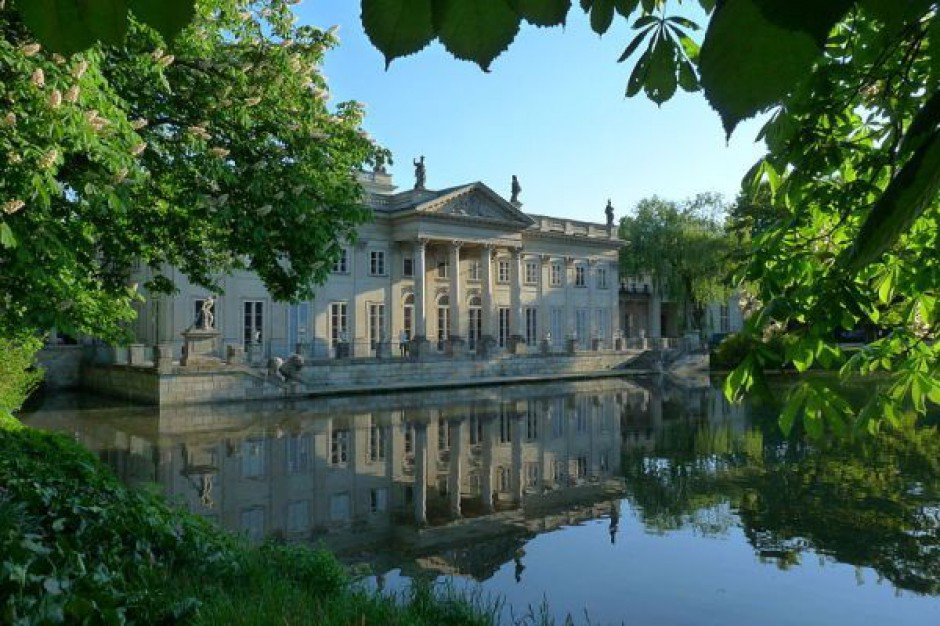 Zwiedzanie muzeum w Łazienkach Królewskich bezpłatne do 9 maja