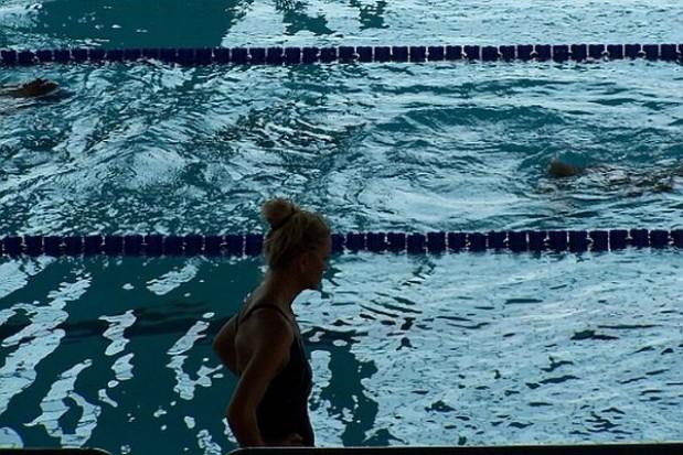 Gala na otwarcie basenu w Olsztynie