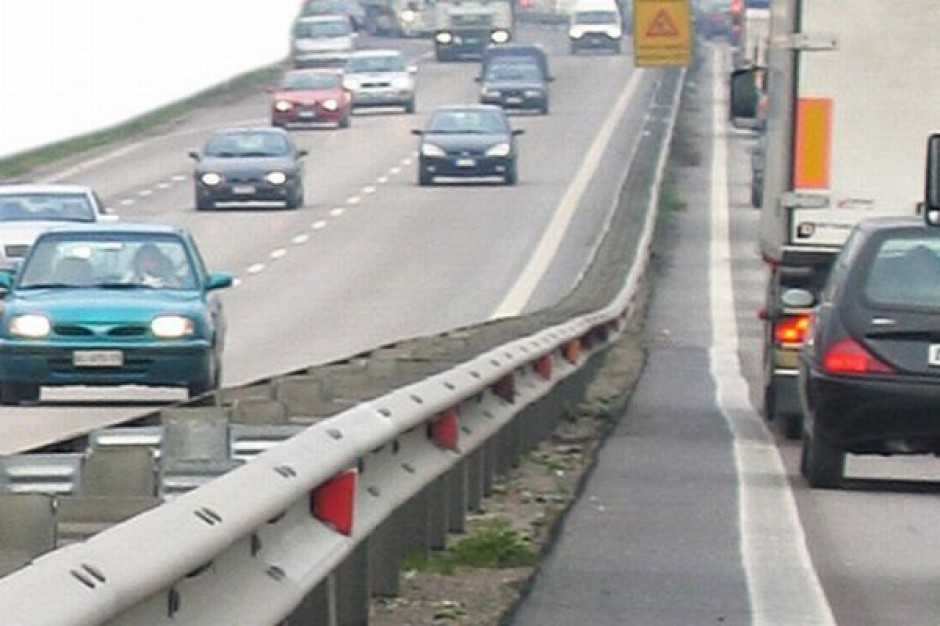 Nie chcą usunąć usterek autostrad
