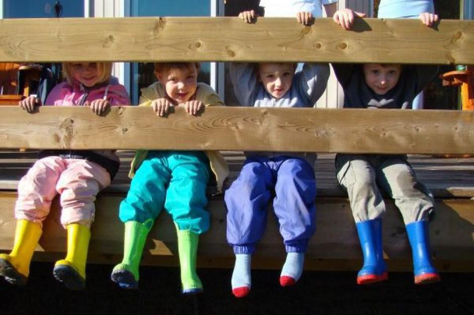 Pieniądze z UE na przedszkola w podlaskim