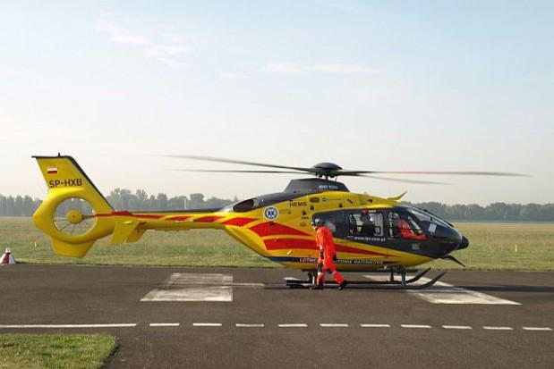 Eurocoptery boją się latać nocą