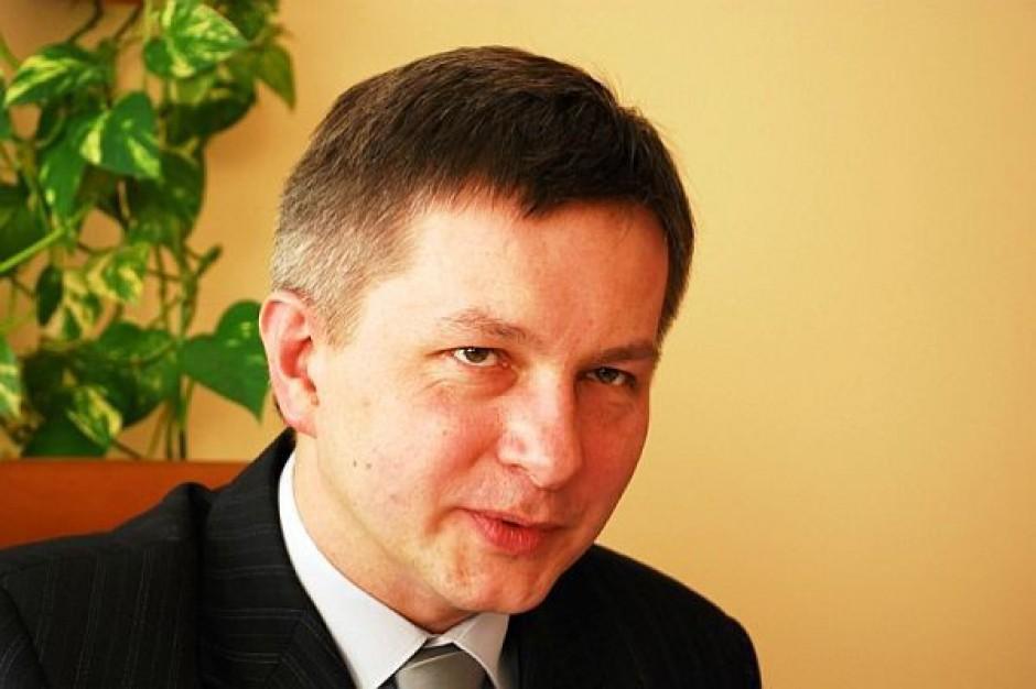 Dyrektor szpitala w Sosnowcu odchodzi