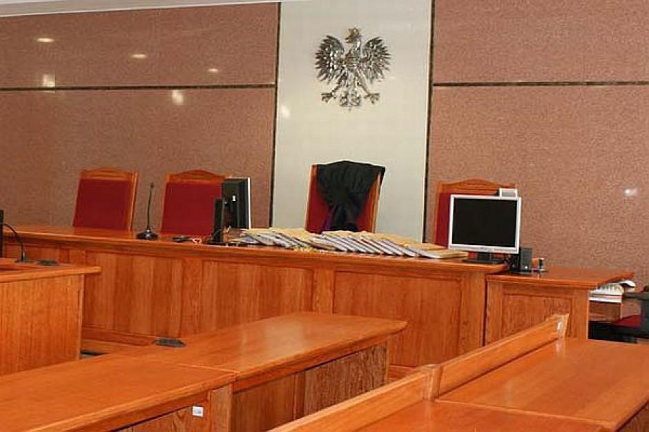 Radni mazowieccy przeciw likwidacji sądów