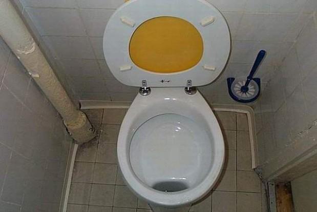 Szkolne toalety lepiej omijać