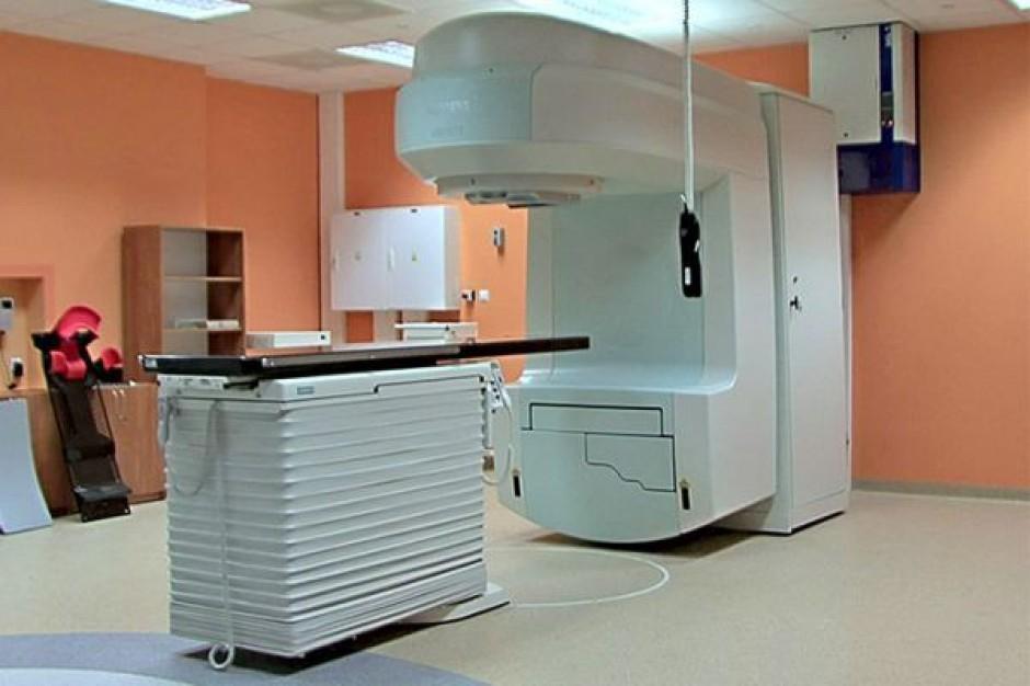 Szpital szuka partnera do radioterapii