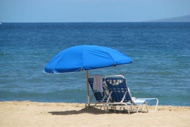 Odbudowa plaży potrwa do października