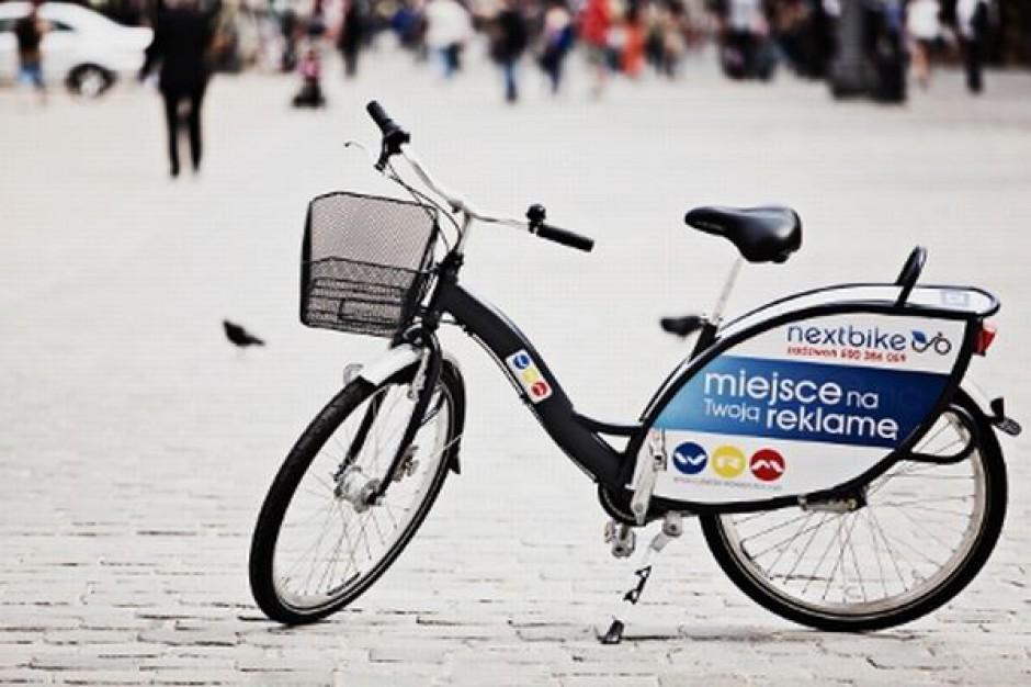 Wrocławianie na rower. Miejski