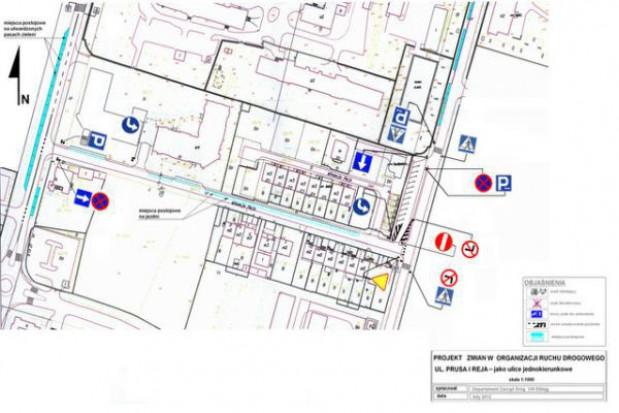 Wiosenne porządki z oznakowaniem elbląskich ulic