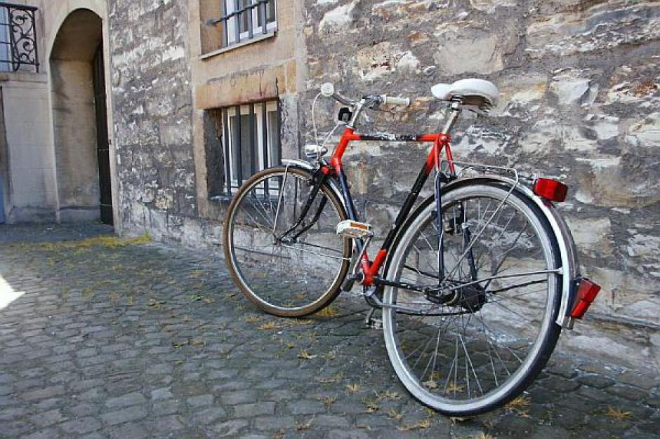 Kołomyja ze ścieżką rowerową