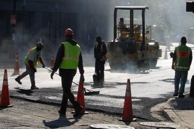 Pozimowe remonty dróg w Swarzędzu