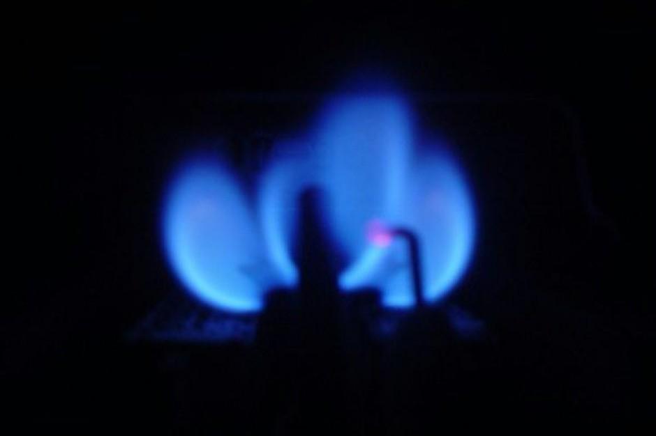 Mniej gazu z łupków
