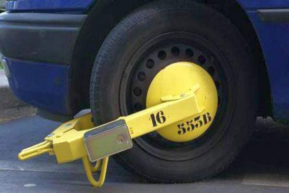 Kierowca zapłaci tylko raz za złe parkowanie