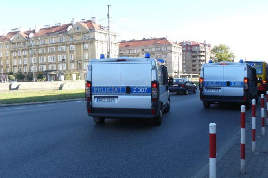 Policja tnie bieżące wydatki