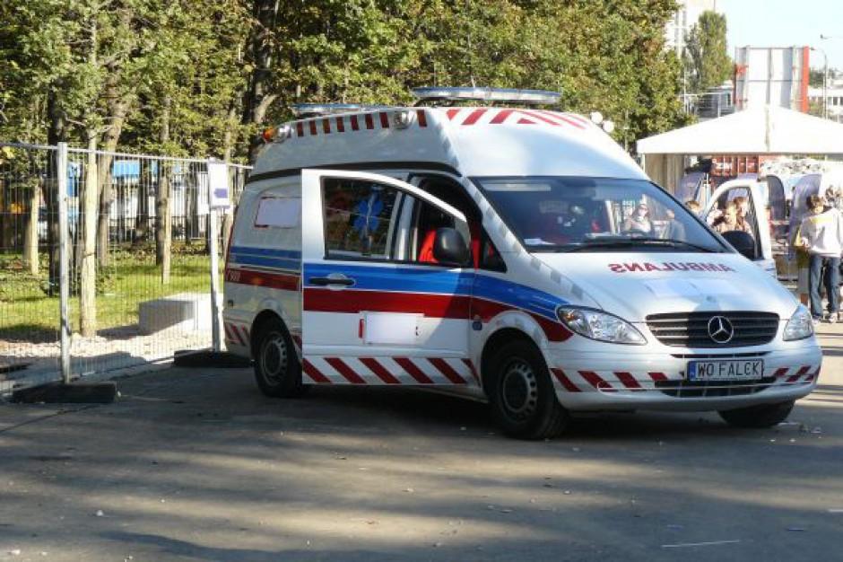 Bezradni ratownicy medyczni podczas Euro