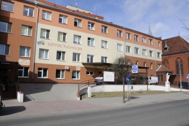 Szpital Tucholski w nowym budynku
