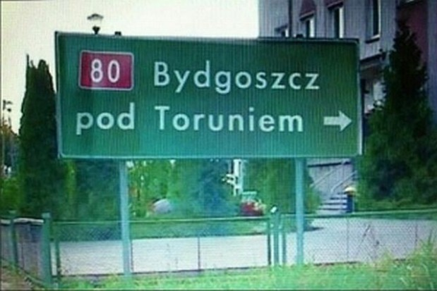 Wojna Bydgoszczy z Toruniem