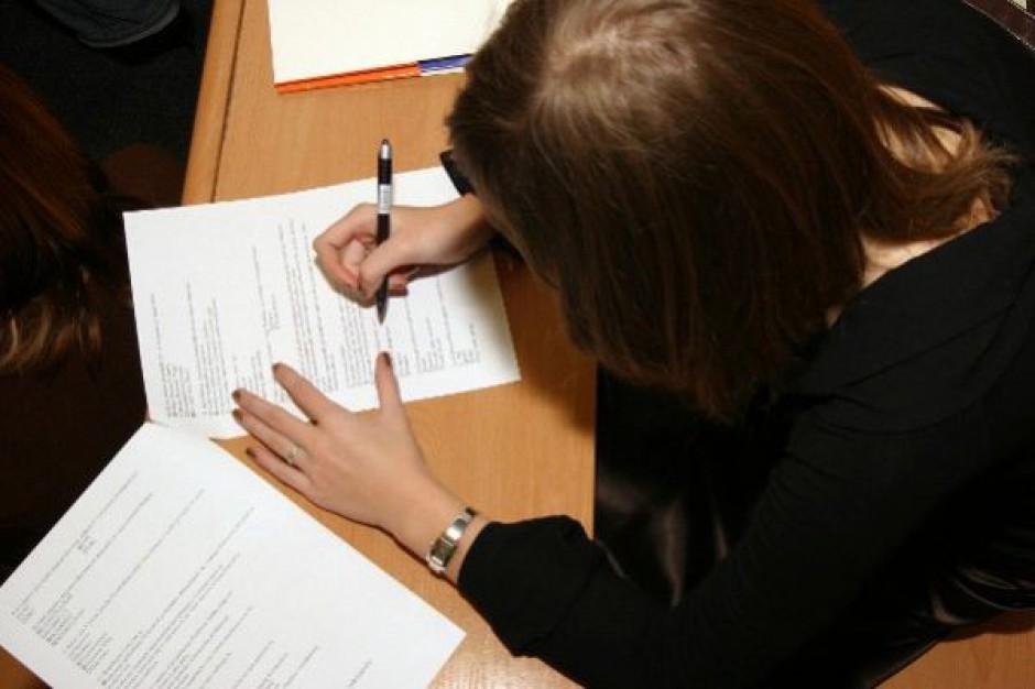 Nowe warunki wynagradzania egzaminatorów