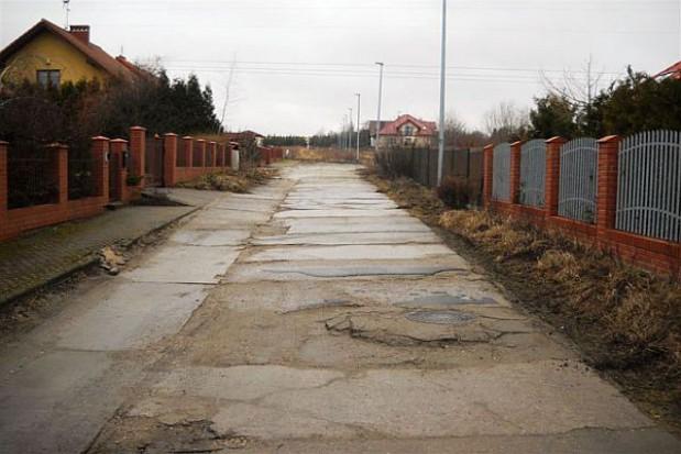 Mierzyn: wkrótce ruszą prace na ul. Radosnej