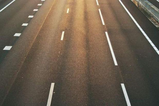 Gumowy asfalt na ulicach Opola